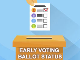 Early Voting Ballot Status